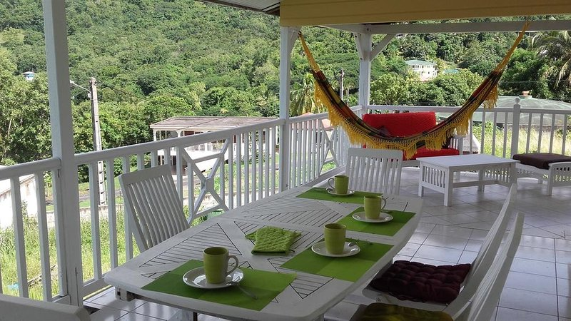 Amazing house with sea view & Wifi, holiday rental in Rifflet