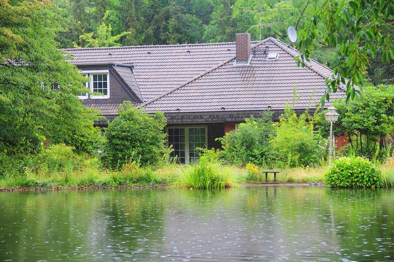Ferienhaus Villa EMG Hannover Messe Celle, Familien Gruppen 17 Personen, Garten, location de vacances à Schwarmstedt