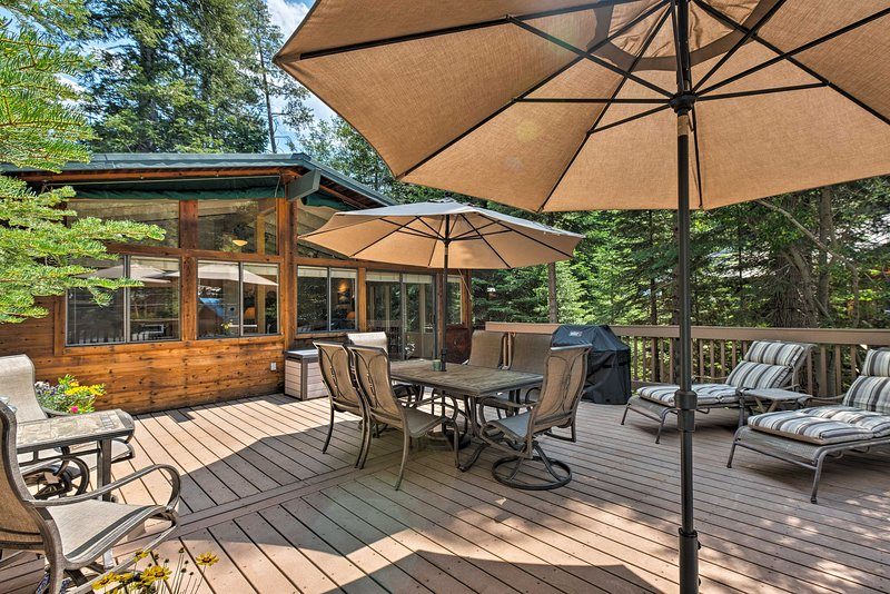 You'll adore the vacation rental's amenities, along with the ideal location!