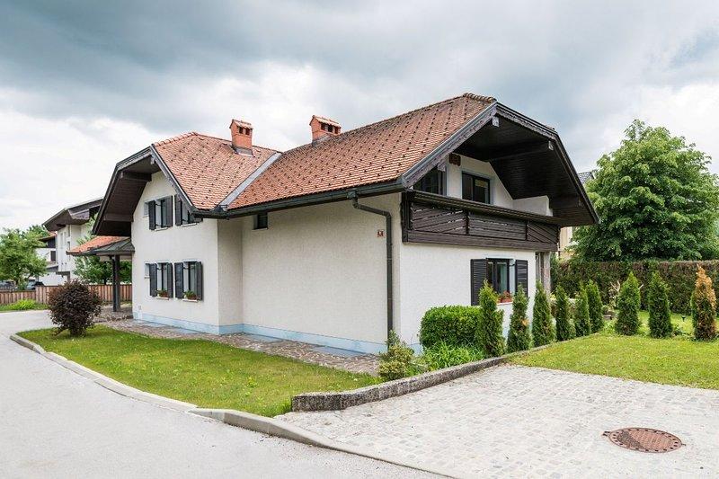 Jezerci Apartments - 1, holiday rental in Ribno