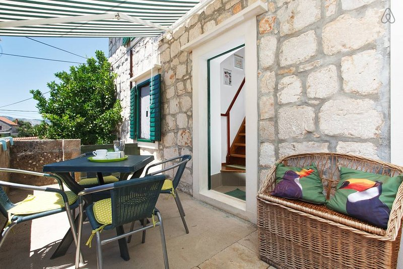 Apartment Dulcis in Stari grad, Hvar, Croatia, vacation rental in Stari Grad
