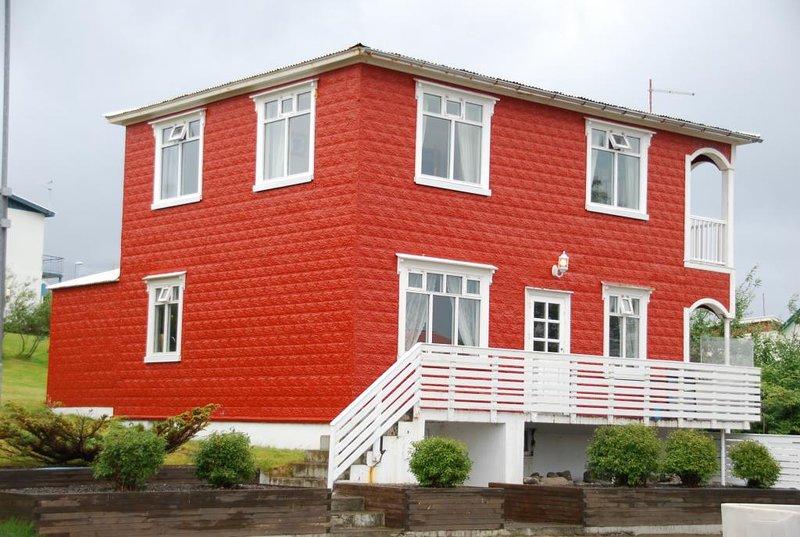 Júlíusarhús, holiday rental in Olafsfjordur