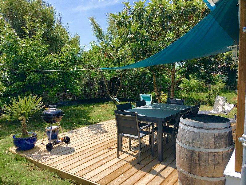 Villa Chez Pépé - 7/9 quartier le Mauret, vacation rental in Claouey
