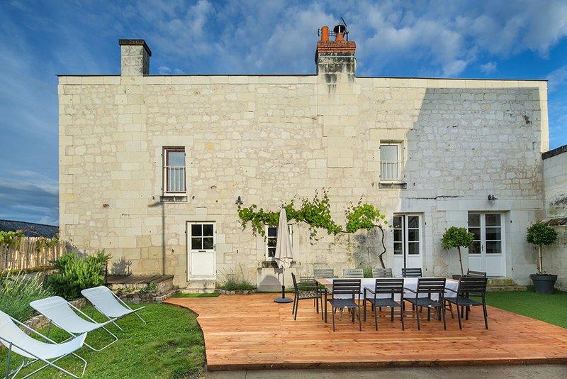 # 7 CASA DE CAMPO MOH Castle Suite Frente da propriedade Casa para 6 a 11 pessoas