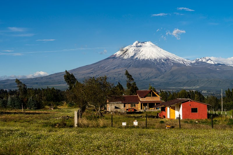 Quinta Los Duendes, Close to Cotopaxi National Park and Quilotoa Lagoon, Ecuador, location de vacances à Cotopaxi Province