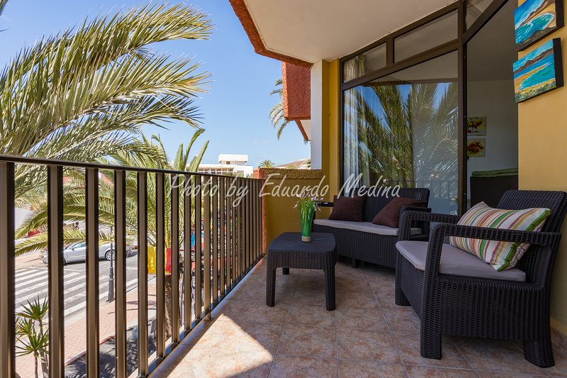 En Morro Jable a 200 de la playa, holiday rental in Jandia Peninsula