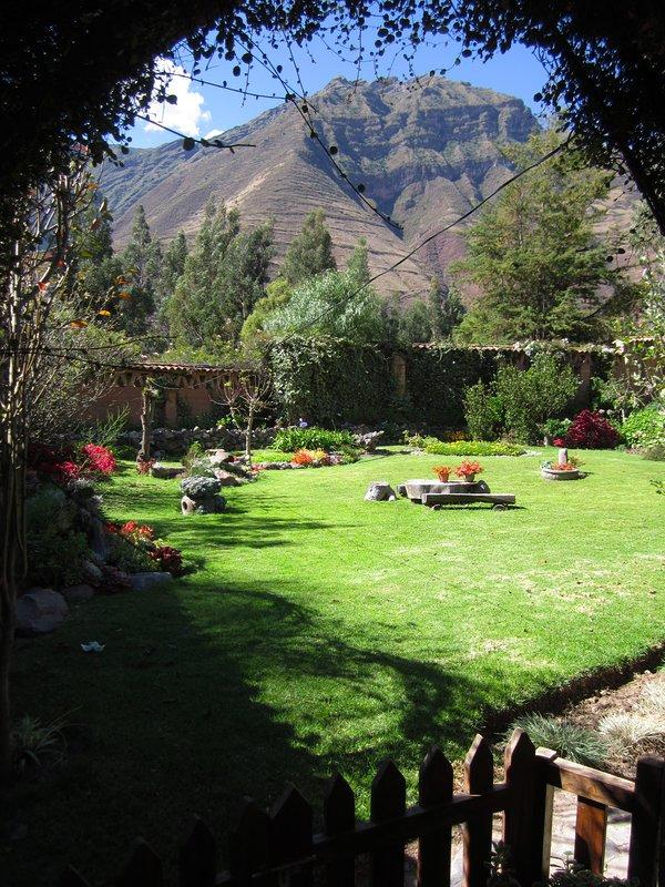 gardens views