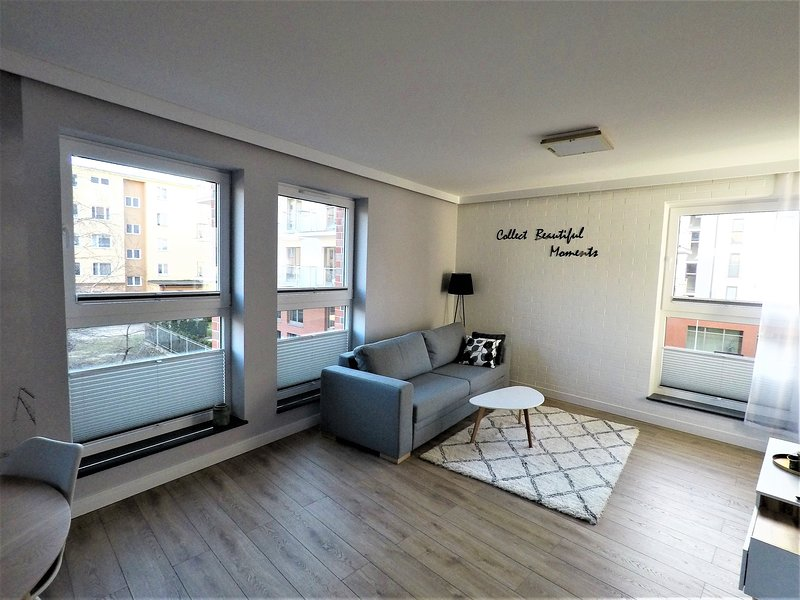 Apartment Collect beautiful Moments, vacation rental in Pruszcz Gdanski