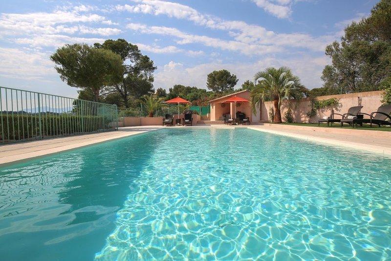Villa Moderno, Ferienwohnung in Biot