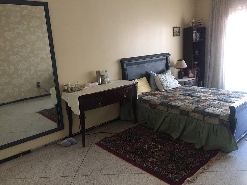 Propriete situee dans un quartier tranquille pres de la gare de train et ville, casa vacanza a Casablanca