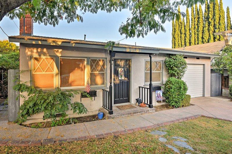 Faites de cette maison confortable pour 5 personnes votre destination de vacances en Californie du Sud!