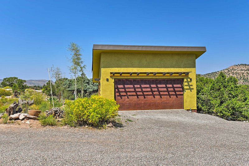 You'll have a 2.5 garage to use, with ample parking in the driveway.