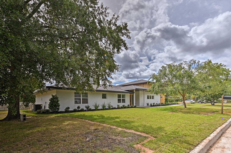 Your College Station retreat awaits here at this beautiful vacation rental!