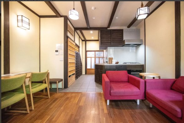 Yadoya Mibu Hakuou Traditional Japanese House, holiday rental in Suita