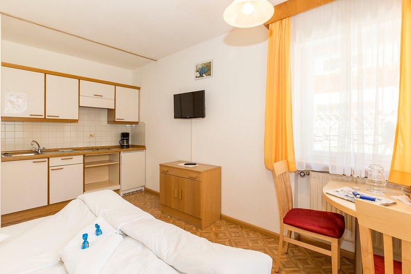 Appartement Sonneck Zinsnock, location de vacances à Valle Aurina