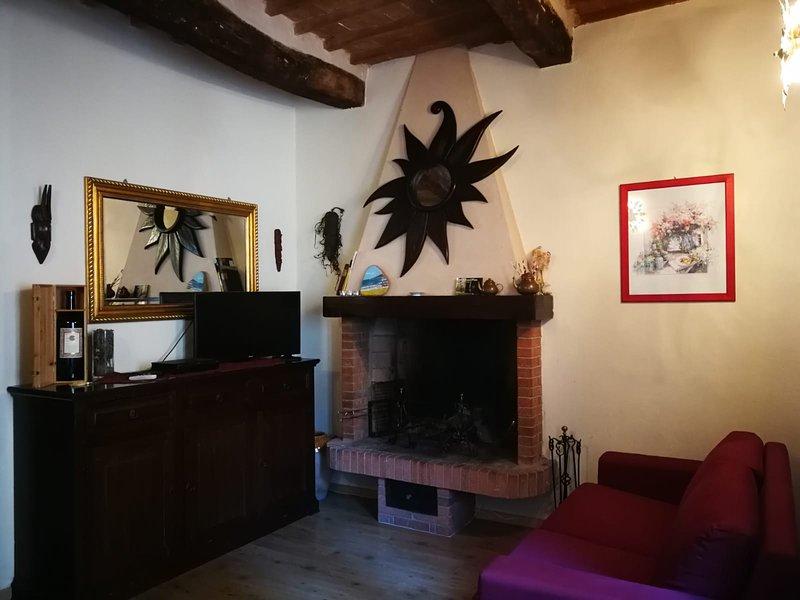 Pitigliano, casa vacanza a Pitigliano