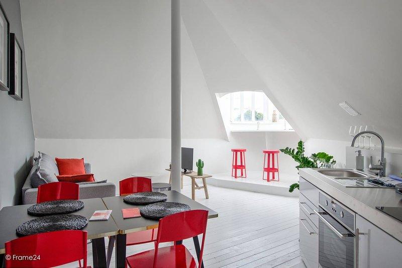 Flatiron 33, casa vacanza a Kiel