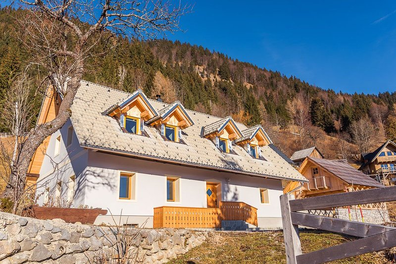 Dandelion House, holiday rental in Bohinjsko Jezero