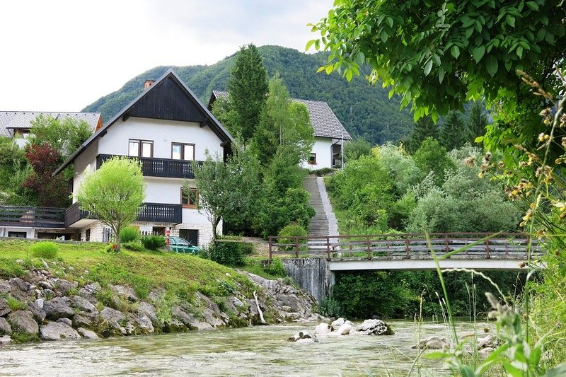 Mostnica Cottage, holiday rental in Bohinjsko Jezero