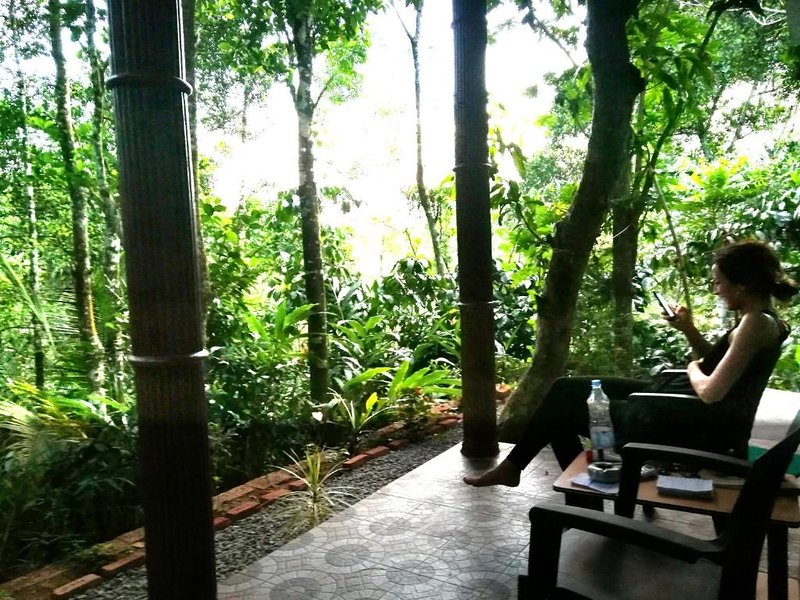 Periyar Green Bed & Breakfast, Room 2-a inn, is a property located in Thekkady., holiday rental in Idukki District