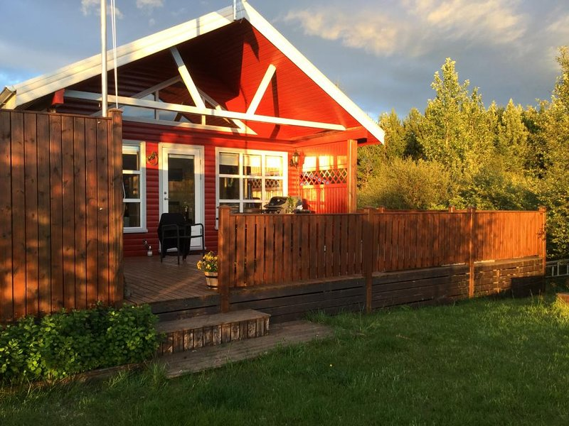 Golden Circle Cabin, Iceland, vacation rental in Selfoss