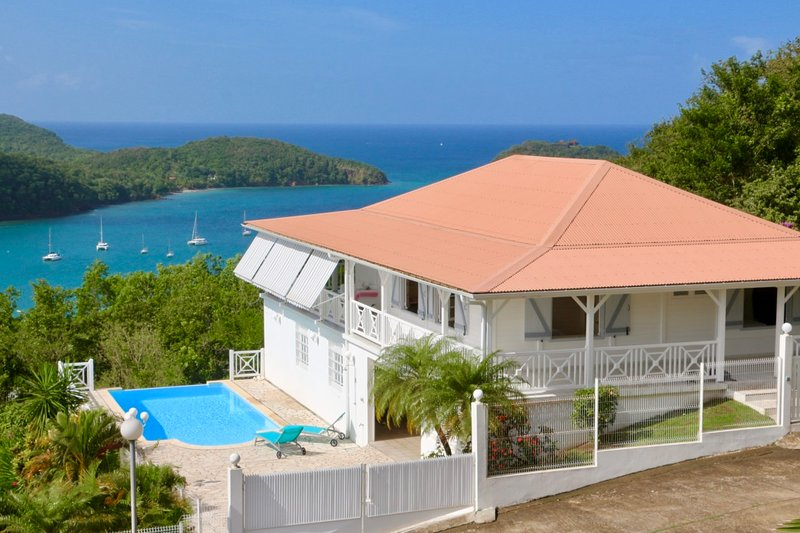 Beautiful Villa of Anse Bleue