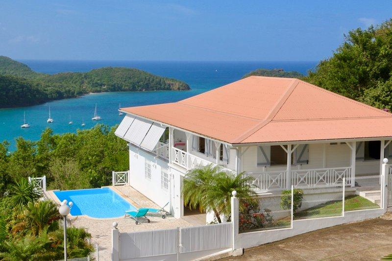 Hermosa Villa de Anse Bleue