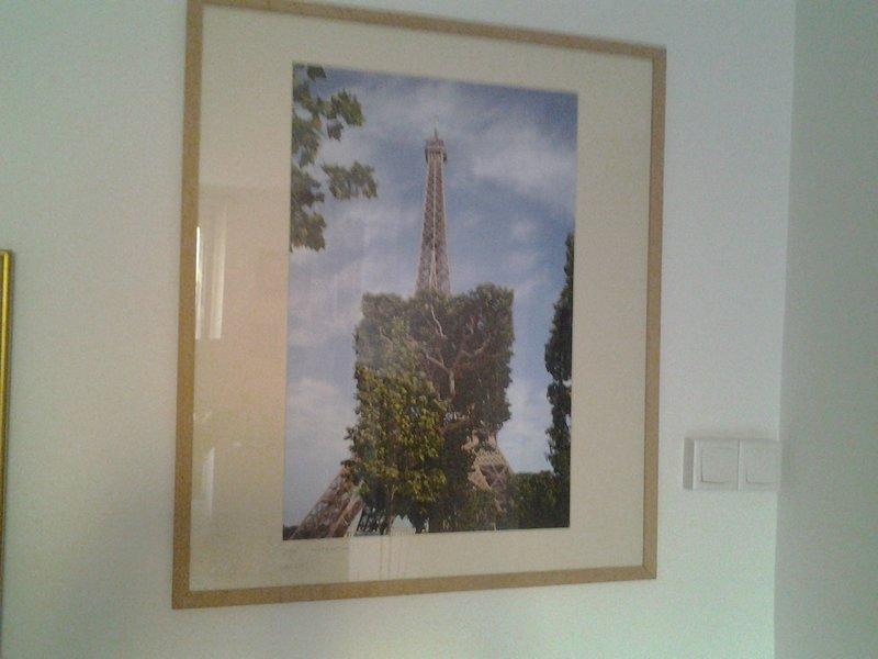 La Tour Eiffel Petit 'aperçu' lors de votre visite à Paris