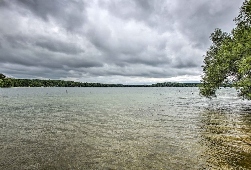 Lake Ann has all you need to enjoy Michigan!