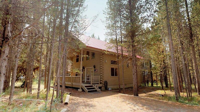 Se você está procurando uma cabana isolada Black Forest é o seu lugar.