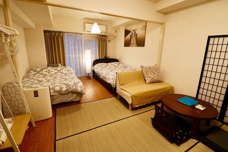 2min walk to center of Shibuya, holiday rental in Ginza