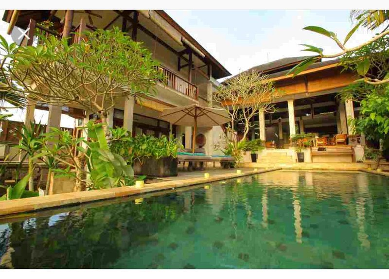 Private River Villa, vakantiewoning in Ubud