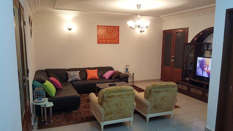 Appartement Home's Heart, alquiler de vacaciones en Yaounde