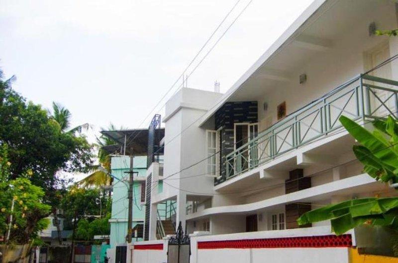 Nestor's Inn, vacation rental in Kaloor