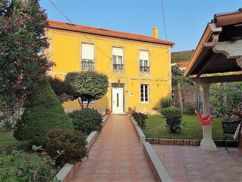 Casa Lopez en Carnota, holiday rental in Carnota