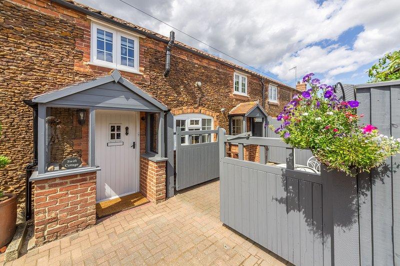 Swift Cottage, holiday rental in Dersingham