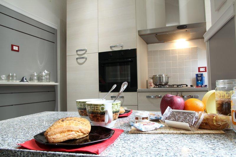 Max Apartment - Cucina