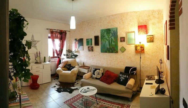 Appartamentino sul Lago Maggiore/Cosy Apartment on Lake Maggiore - Casina Laila, casa vacanza a Agrate Conturbia