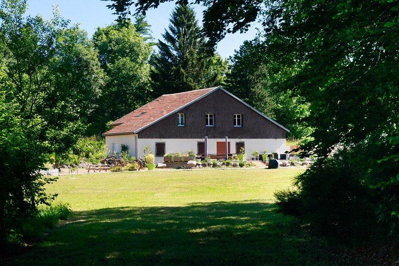 'La Calècherie' Confort Luxe 4* SpaSauna Billard 20pers Etang Montagne Gerardmer, vacation rental in Saulxures-sur-Moselotte