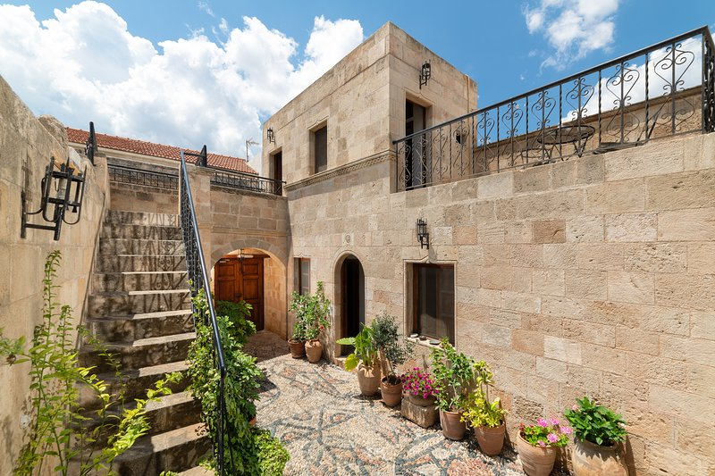 Captain's House, vacation rental in Lindos