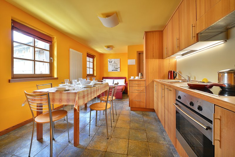 Chalet Matteo - appartamento nr 7, holiday rental in Livigno