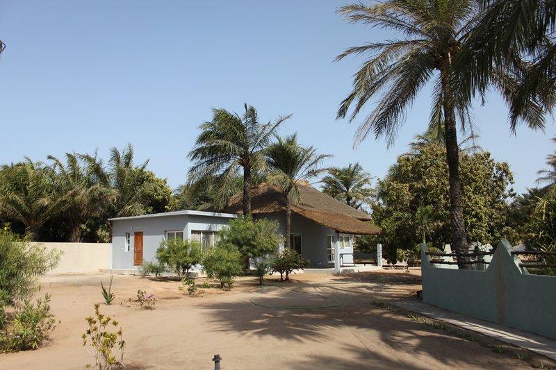 Maison résidence la palmeraie, holiday rental in Cap Skiring