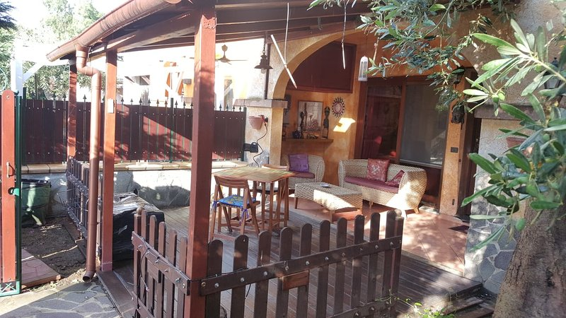 CASA COUNTRY, vacation rental in Capoterra