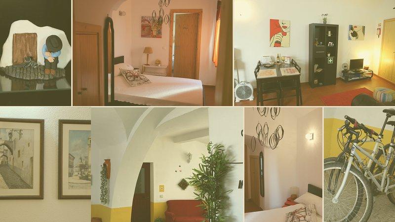 Casas da Mouraria, vacation rental in Evora