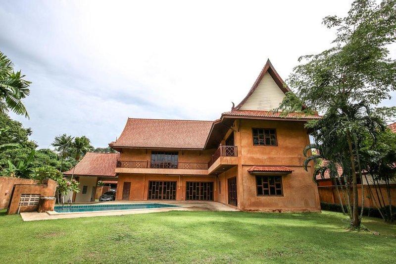 Phumantra agoda, aluguéis de temporada em Nong Prue