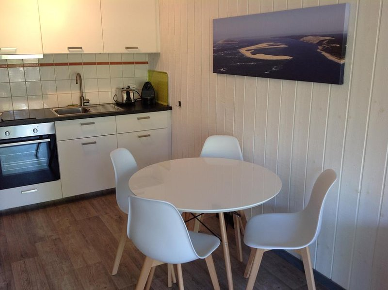 Appart & p'tit Jardin, vacation rental in Claouey