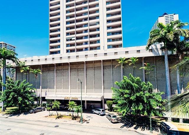 Royal Kuhio in Waikiki