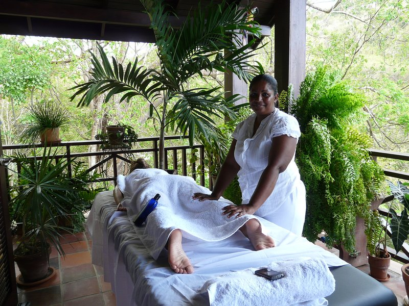 A  massage can be booked for you.