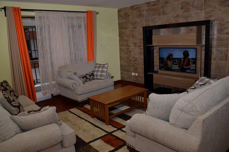 Nairobi Serenity Homestay Apartment, holiday rental in Nairobi