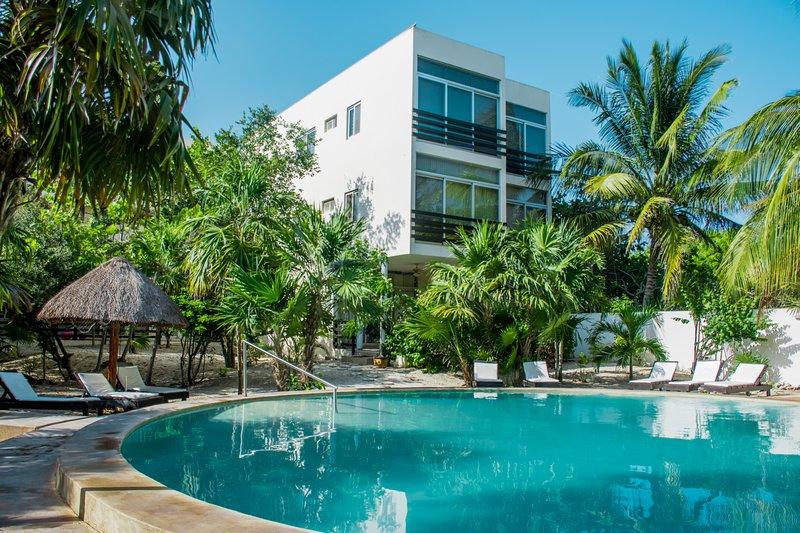 Departamento amueblado en Progreso, Yucatán, location de vacances à Progreso